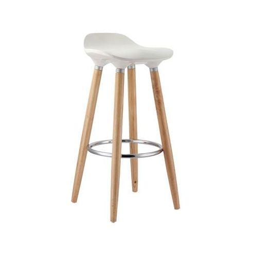 Hoker, Krzesło Barowe Perfect white