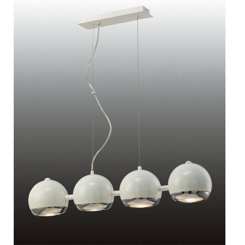 Sferio white lampa wisząca 4-punktowa ma01394cg-004wh marki Italux