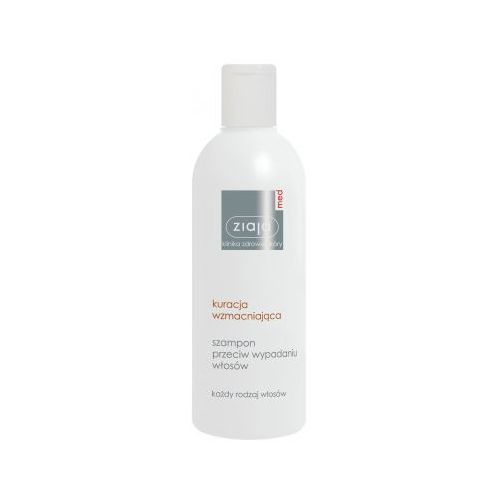 ZIAJA SZAMPON PRZECIW WYPADANIU WŁOSÓW 300 ml - produkt z kategorii- Mycie włosów