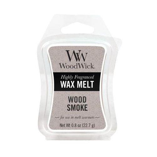 - wosk zapachowy wood smoke 10h marki Woodwick