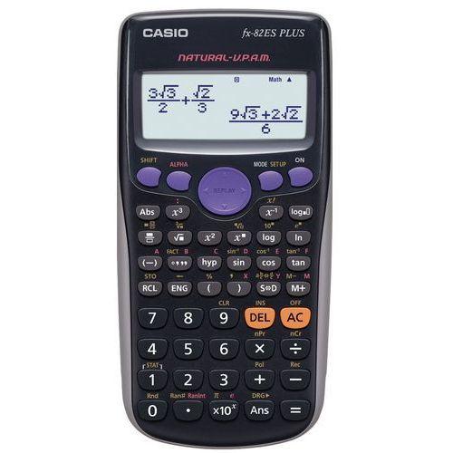 Kalkulator CASIO FX-82ES PLUS Czarny (4971850182177)