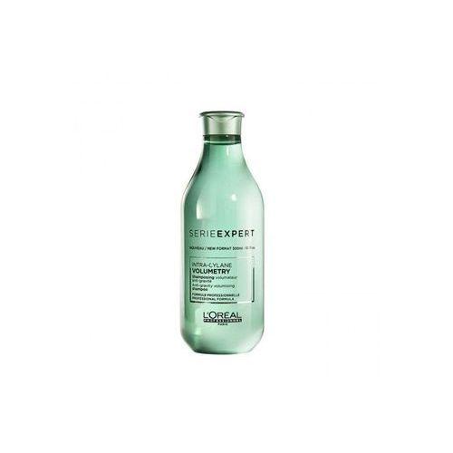 Loreal Volumetry, szampon pielęgnujący cienkie włosy, dodaje sprężystości 300ml, 3474636505876