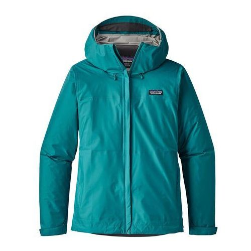 Kurtka TORRENTSHELL JACKET WOMEN - elwha blue, kolor niebieski