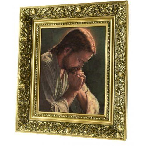Obraz ceramiczny Chrystus w modlitwie