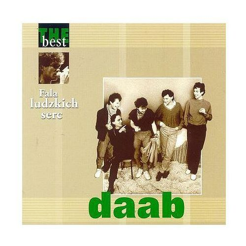 Fala Ludzkich Serc - The Best - DAAB (Płyta CD) (5906409102831)