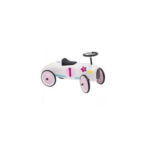 Wyścigowy jeździk dla dziewczynki susibelle,  marki Goki
