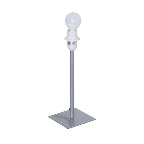 Inspire Podstawa lampy stołowej linz srebrna e14