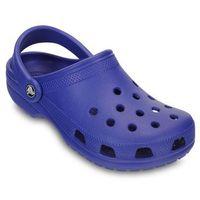 Klapki classic 10001 cerulean blue - niebieski, Crocs