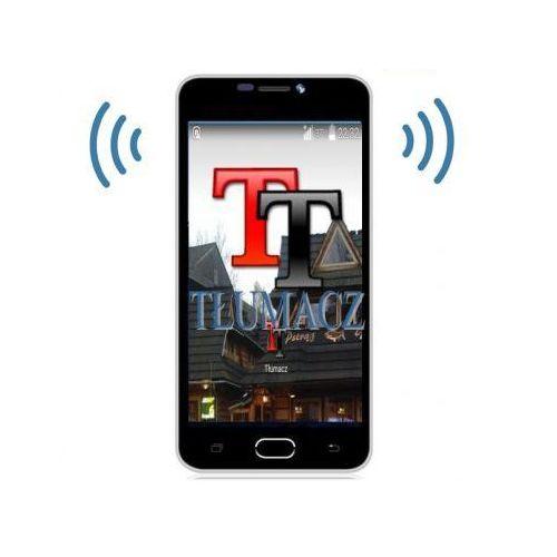 Profesjonalny Tłumacz Mowy (105-języczny!!) + Słownik + Smartfon + Aplik. Podróżnicze + Internet..., 590233671236