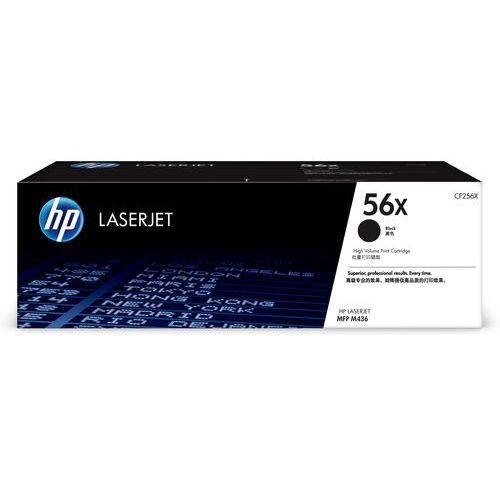 Oryginalny wkład HP 56X z czarnym tonerem LaserJet XL (CF256X) - KURIER UPS 14PLN, Paczkomaty, Poczta, CF256X
