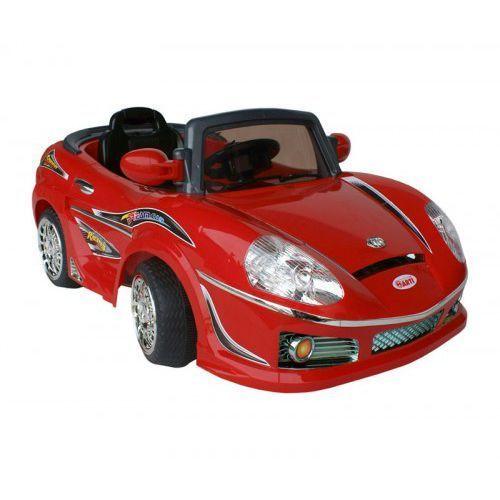 Samochód Roadster czerwony, kup u jednego z partnerów