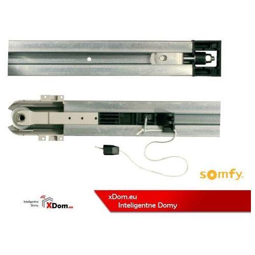 Somfy 9015416 szyna dexxo 4,5 m z paskiem napędowym, 2 częściowa