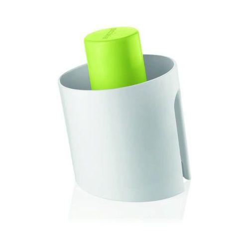Guzzini Wyciskarka do cytrusów z tłokiem kitchen active design zielona (8008392278146)