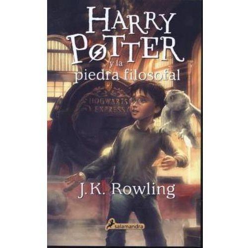 Harry Potter y la piedra filosofal. Harry Potter und der Stein der Weisen, spanische Ausgabe Rowling, Joanne K. (9788498386318)