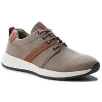 Sneakersy - jump 482.15.01 dk.grey/cigar marki Camel active