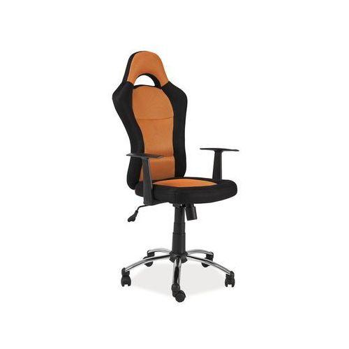 Fotel obrotowy, krzesło biurowe Q-039 orange