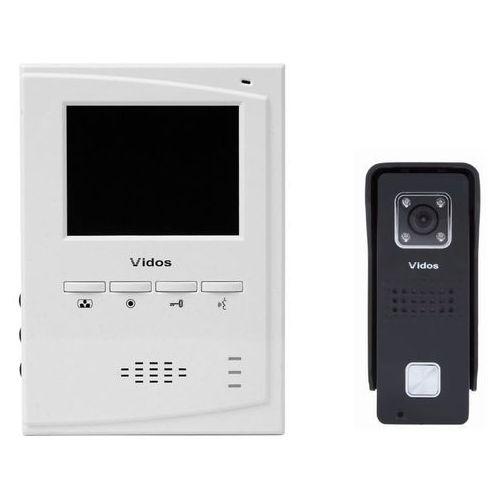 Vidos videofon Competition M395W + S6B