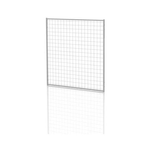 System ścianek działowych X-STORE, element ścienny, wys. 1100 mm, szer. elementu