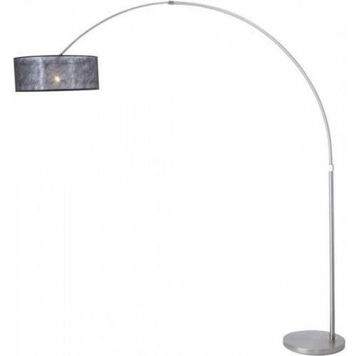 Steinhauer STRESA lampa stojąca Stal nierdzewna, 1-punktowy - Nowoczesny - Obszar wewnętrzny - STRESA - Czas dostawy: od 10-14 dni roboczych