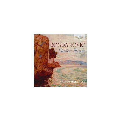 Bogdanovic: guitar music - wyprzedaż do 90% marki Brilliant classics