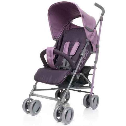 Wózek spacerowy 4baby Shape, 4baby_Shape_Purple