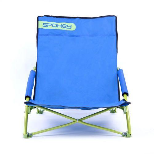 fotel plażowy składany leżak panama 839629 marki Spokey