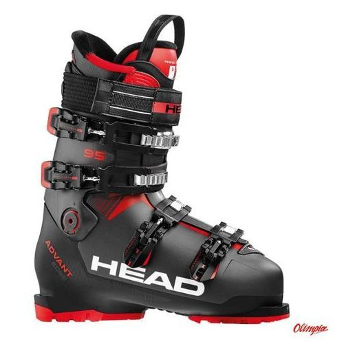 Buty narciarskie advant edge 95 anthracite/black-red 2018/2019 marki Head