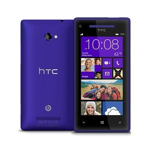 HTC Windows Phone 8X 16GB Niebieski - Niebieski \ 2 lata na terenie całego kraju + polskie menu + bez sim locka