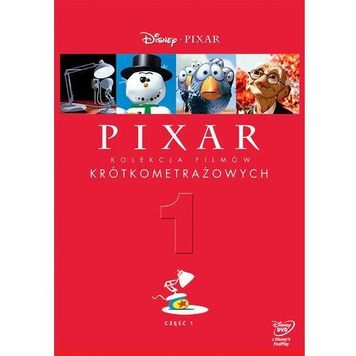 Pixar. Kolekcja filmów krótkometrażowych. Część 1 [DVD] (7321917501439)