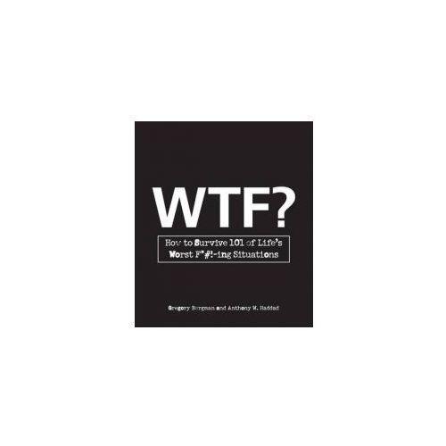 OKAZJA - Gregory Bergman, Anthony W Haddad - WTF?