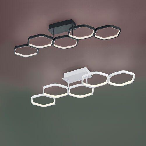 rl vigo r62055131 plafon lampa sufitowa 1x24w led 3000k biały mat marki Trio