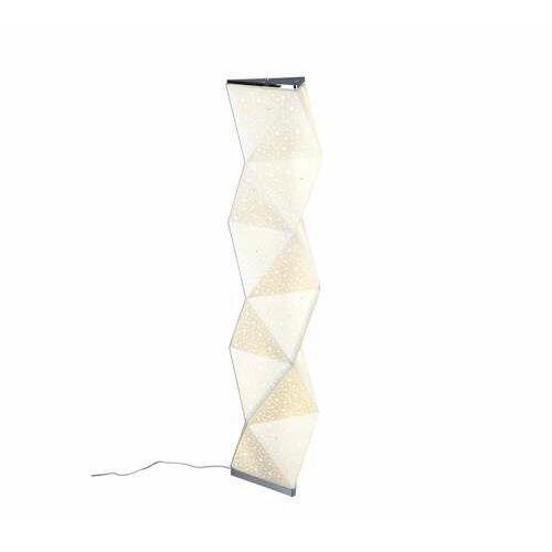 Trio rl suma r42831001 lampa stojąca podłogowa 1x9w led chromowana (4017807488814)