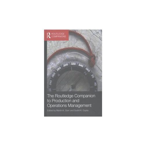 The Routledge Companion To Production And Operations Management (9781138919594)