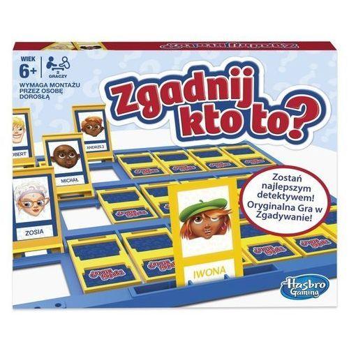 Gra Zgadnij Kto to - Poznań, hiperszybka wysyłka od 5,99zł!
