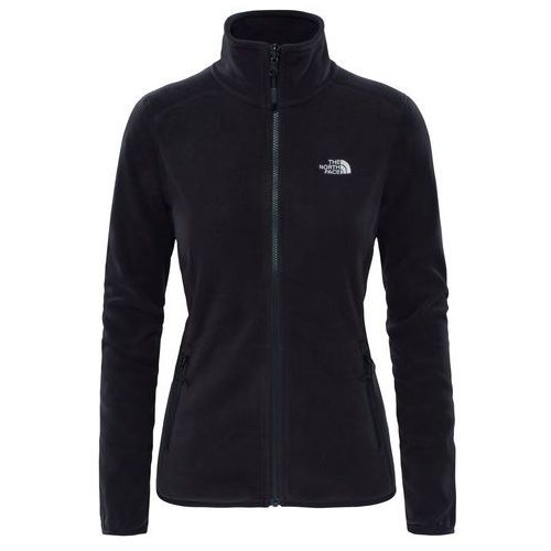 Polar 100 GLACIER FULL ZIP WOMEN - black