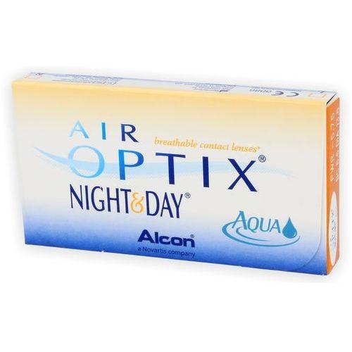 Air Optix Night & Day Aqua™ 6 szt., 82