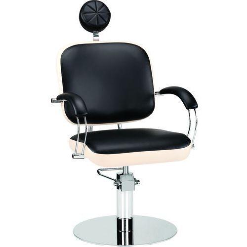 Fotel fryzjerski godot z zagłówkiem - barber shop marki Ayala