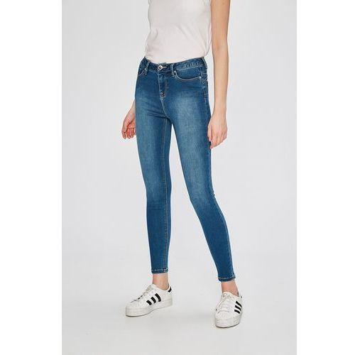- jeansy pbasa pantalon marki Morgan