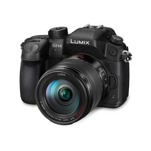Panasonic Lumix DMC-GH4. Najniższe ceny, najlepsze promocje w sklepach, opinie.
