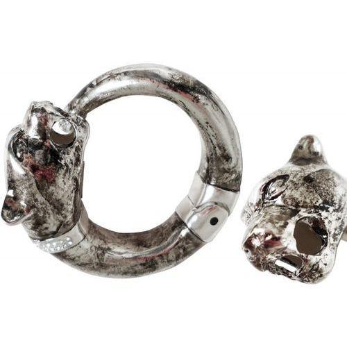Mosiężna bransoletka br k1v - vintage panther bracelet marki Pasotti