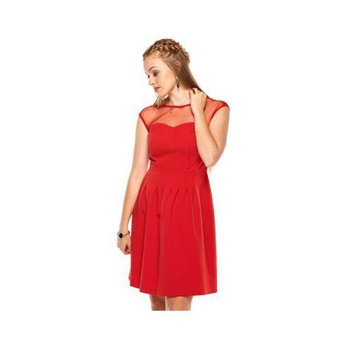 Sukienka model catherine red, Vera fashion
