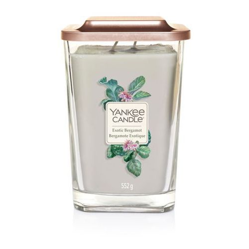 Yankee candle świeca elevation exotic bergamot 552g
