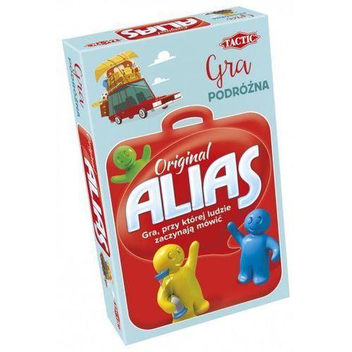 Alias original wersja podróżna marki Tactic