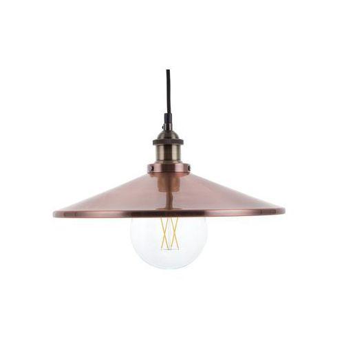 Lampa wisząca miedziana PELLY, kolor Miedziany