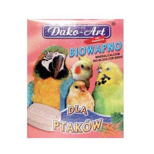 Dako art bio-wapno dla ptaków duża kostka, 5 szt. marki Dako-art
