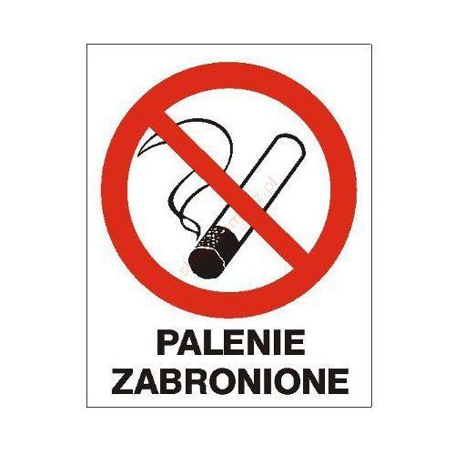 Znak palenie zabronione 150x200 pb marki Techem