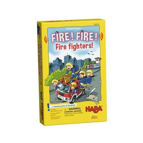 Gra zręcznościowa Haba - Strażacy HB302214 (4010168221731)