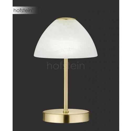 Reality QUEEN Lampa stołowa LED Mosiądz, 1-punktowy - Dworek - Obszar wewnętrzny - QUEEN - Czas dostawy: od 3-6 dni roboczych