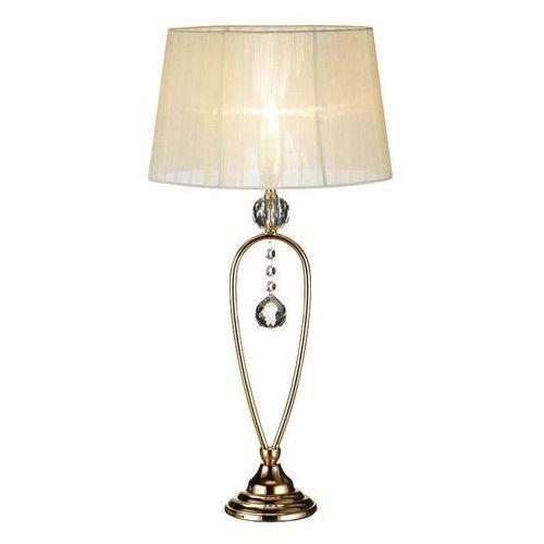 Christinehof 102045 lampa stołowa złoty 40W E14 Markslojd (7330024509498)