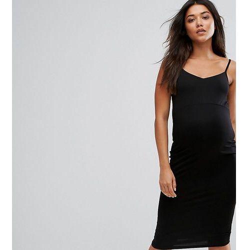 ASOS Maternity Cami Midi Dress - Black